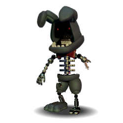Fnaf edits ignited bonnie by sans255 on deviantart