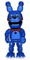 [FNAF EDITS] Bon-Bon but it's own animatronic?