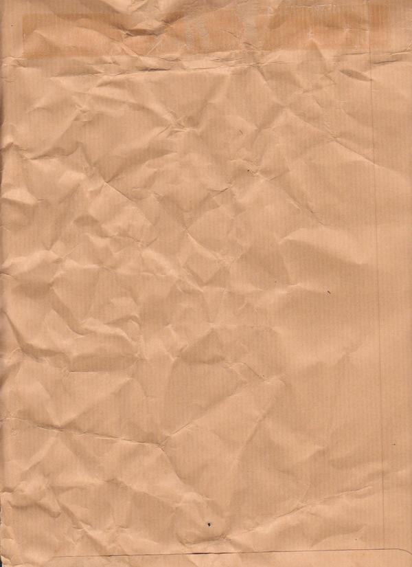 crumpled envelope by stockpuppet