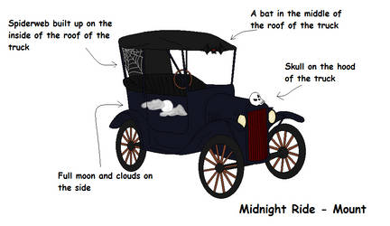 Midnight Ride by DesignsByHellacious