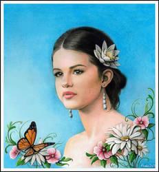 Selena Gomez by t3-iura