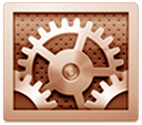 Steampunk system preferences 2 by off10hot