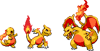 Evolution of a Charmander Edit by Master-ninja99
