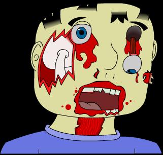 Zombie Terror #1 by SecretProvider