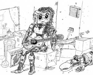Girls Who Play Guitars