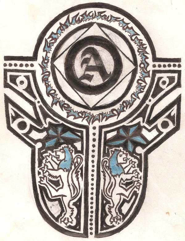 crest tattoo design by ~wererat5 on deviantART