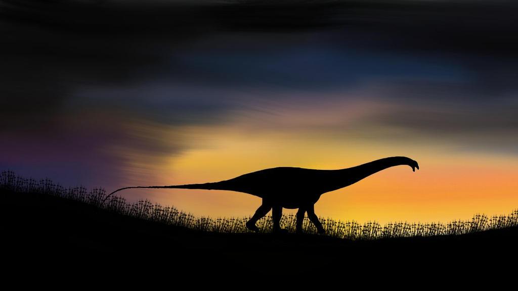 Apatosaurus excelsus by ARTPogonin