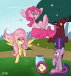 Pinkie inbound!