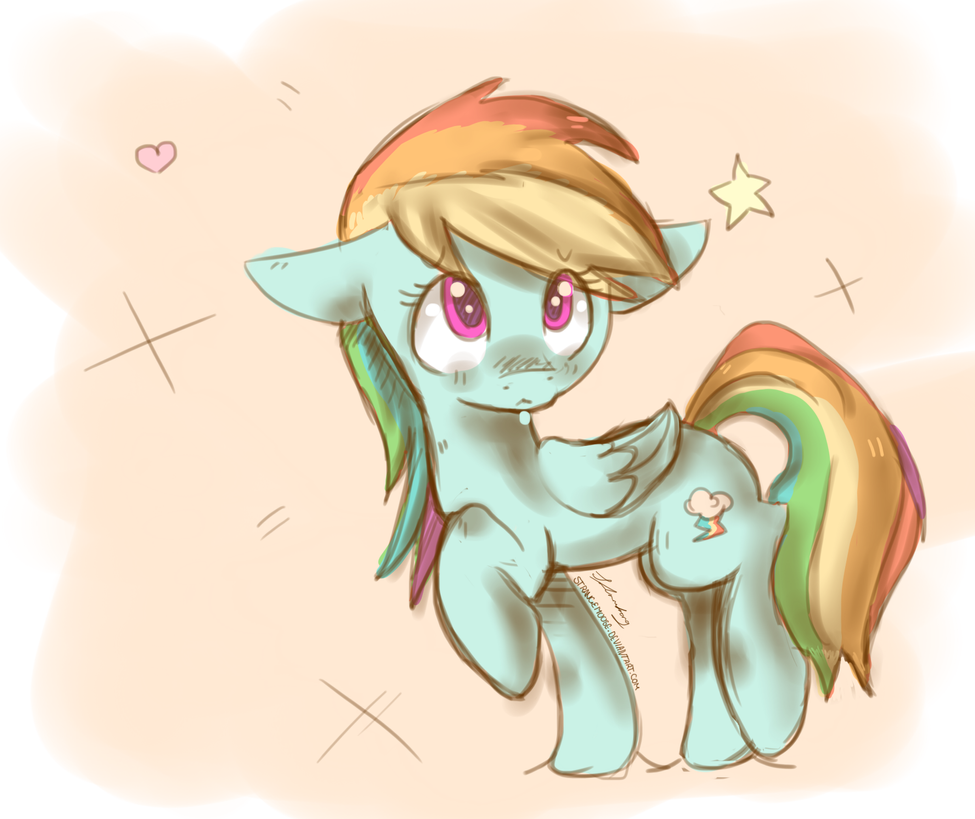 It's so good to be back! by StrangeMoose