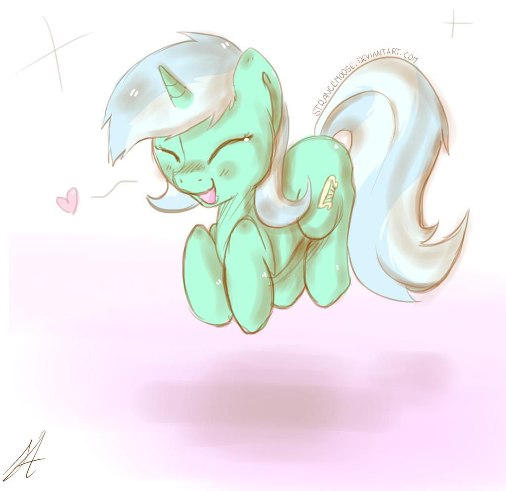 ^~Lyra~^ by StrangeMoose