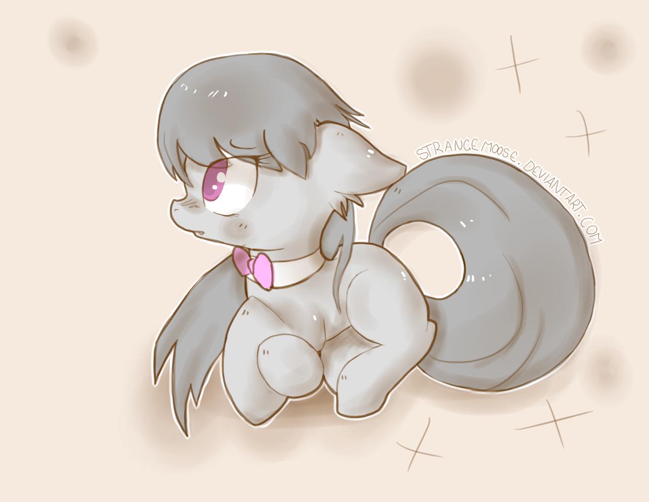 ~Octavia~ by StrangeMoose