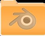 Blender Folder (Simple)