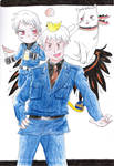 Prussia Traditional Colored