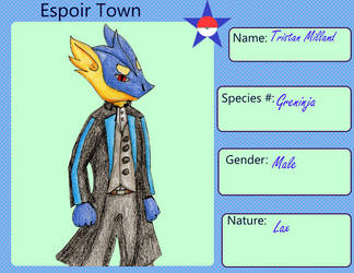 Tristan espoir town app by the-cavern-gied