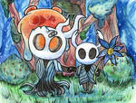Hollow Knights - Brothers