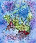 Pokemon - Deep Sea by KannaTC
