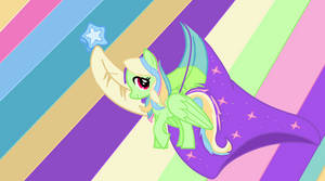 My Little Pony OC Crescent Wing