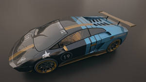 Lamborghini Gallardo Paint Scheme 01