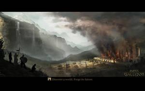 Runes of Gallidon by JasonRoll