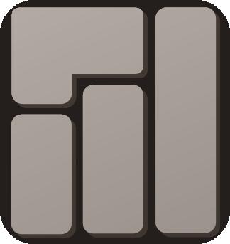 Manjaro Metal Logo by tullian-art