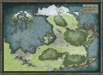 Regional Map for sale