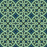 Seamless Stock - Knot Pattern by Pentoculus