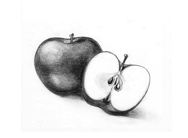 Apple Shading Practice By Tanithal On DeviantART