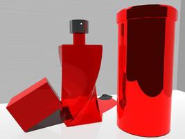 Embalagem de Perfume I