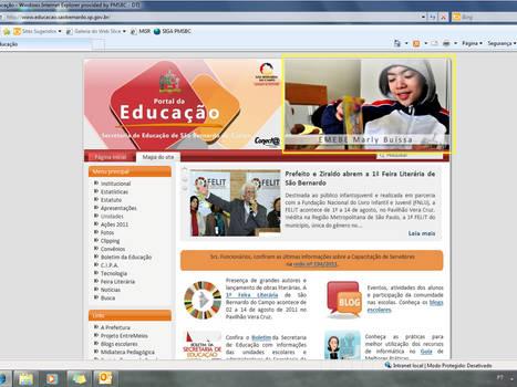 Portal da educacao SBC I