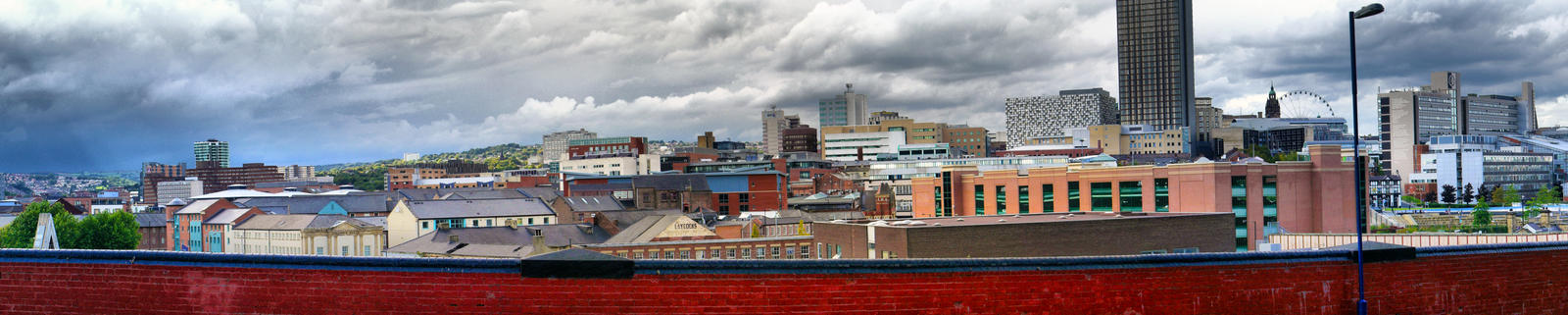 City: Sheffield 001 HDRi by letTheColorsRumble