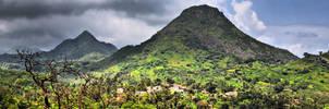 LandScape: Mt. Abu 0008 by letTheColorsRumble