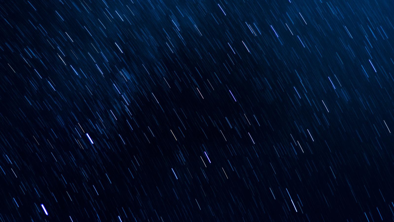 wallpaper: star trail 20letthecolorsrumble on deviantart