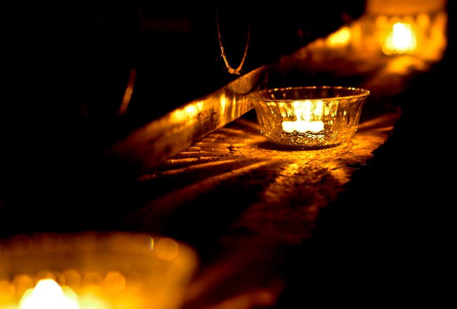 Diwali: Lights 01 by letTheColorsRumble on DeviantArt