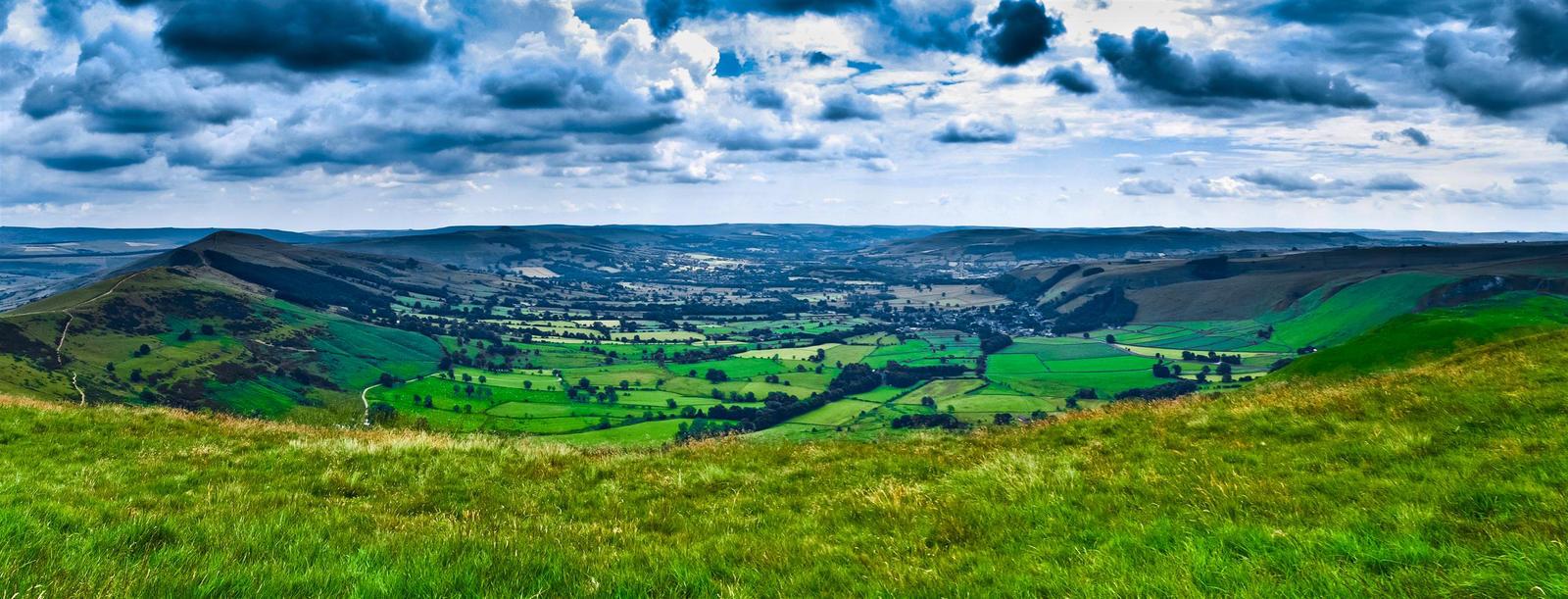 LandScapes: Peak District 015 by letTheColorsRumble