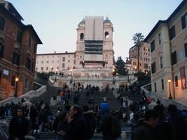 piazza di spagna by samandel