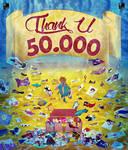 ThankU5K by samandel