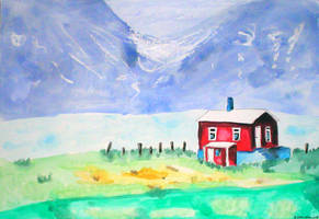 iceland by samandel