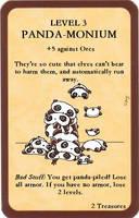 Panda-monium by caj-trixie