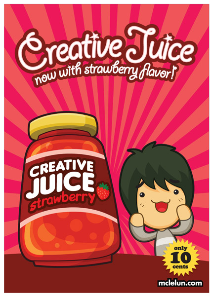 creative juice by mclelun