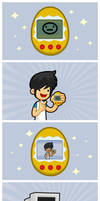 Virtual Pet Tamagotchi by mclelun