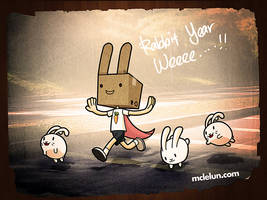Rabbit Year by mclelun