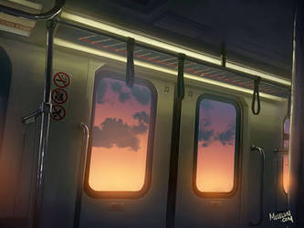 Going Home by mclelun