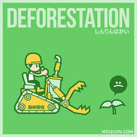 Deforestation by mclelun