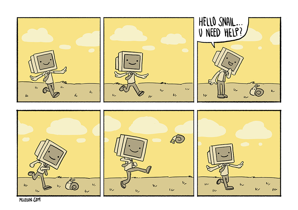 Hello Snail U Need Help