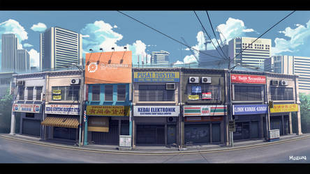Panoramic by mclelun