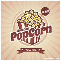 popcorn by mclelun