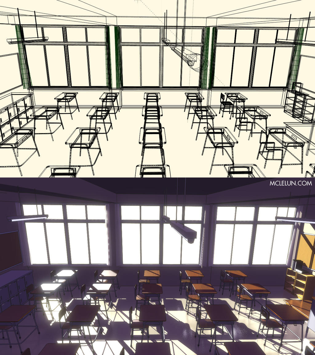 anime_style_render_japanese_classroom_by