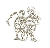 Random Robot 001