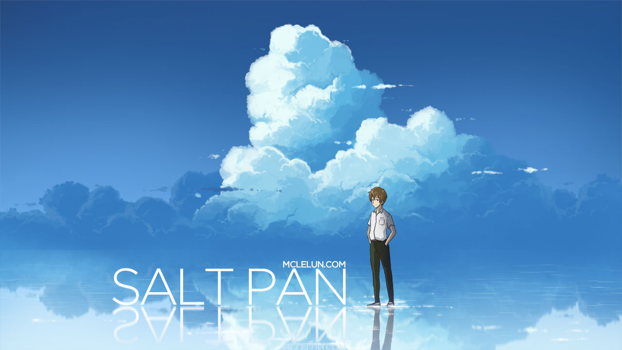 anime salt pan