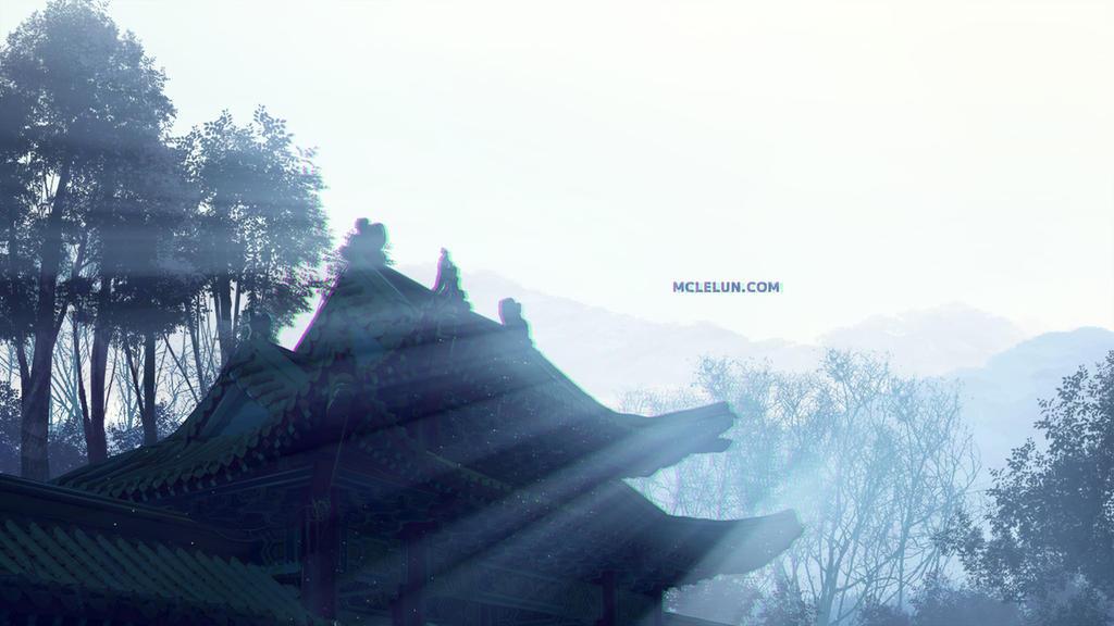 Morning haze by mclelun